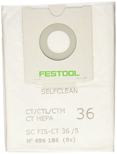 Festool 496186 Filtersack FIS-CT 36 /5