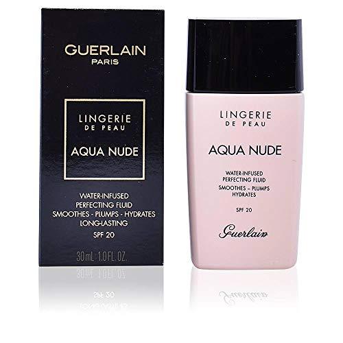 Guerlain Lingerie De Peau Aqua Nude Foundation 03N Natural, 30 ml