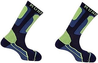 Pack Roller: 2 Calcetines Mund Roller Antibacterias, con Rizo diseñado, los pies diferenciados y sin Costuras