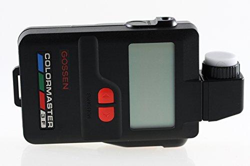 Gossen Colormaster 3F 3 F Temperature Meter Farbtemperaturmesser Color Master