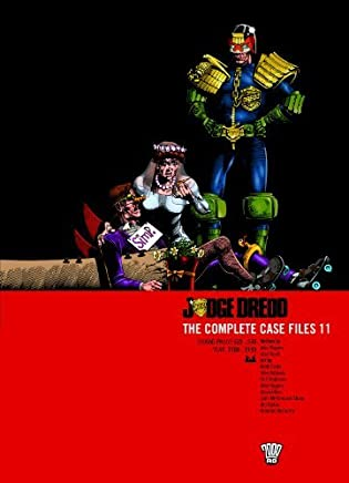 Judge Dredd: Complete Case Files Volume 11 (v. 11) by John Wagner Alan Grant(2008-10-09)