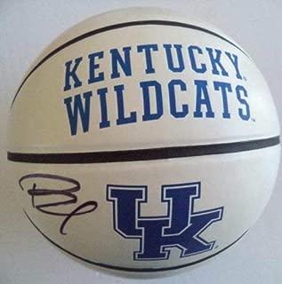 Rajon Rondo Kentucky Wildcats Autographed Signed Basketball JSA Wp283597