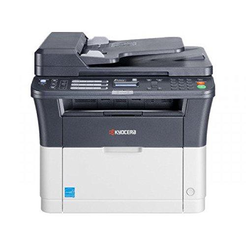 1102M73NL0 - Drucken und Kopieren mit bis zu 25 Seiten A4 pro Minute, Scan to E-Mail, Scan to PC, 1.200 dpi Druckqualität/ 250-Blatt-Papierkassette, USB- u. Netzwerkschnittstelle, Inklusive Faxfunktion und ADF (40 Blatt)/ Duplex-Einheit. FS-1325MFP