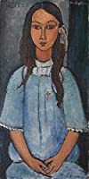 Amedeo Modigliani ジクレープリント キャンバス 印刷 複製画 絵画 ポスター (アリス)