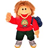 Living Puppets Gro�e Handpuppe Florian mit Badehose Groesse: 65 cm Farbe: rot Lieferumfang:...