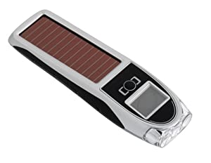 "TFA Dostmann 43.2027 ""Lumatic DynaSolar"" Lampe de poche LED solaire de TFA"