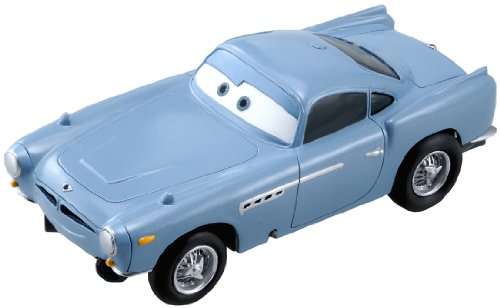 Cars 2 Laser Control Finn McMissile (RC Model) [Toy] (japan import)
