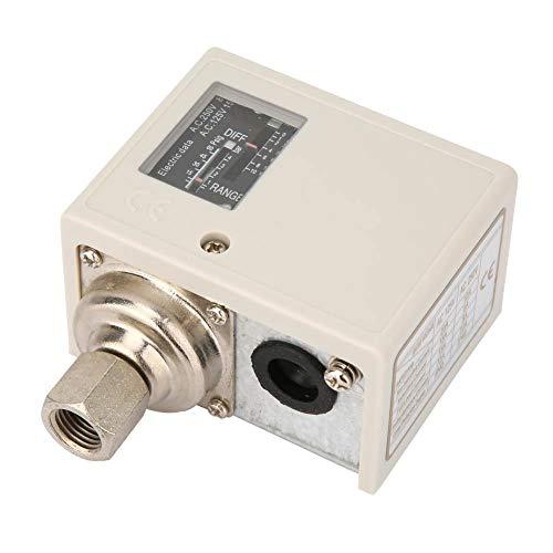 24V ~ 380V Druckschalter, Druckregler, G1 / 4 '' weibliche Wasserpumpenkühlanlage für Klimaanlagen mit Steuerung