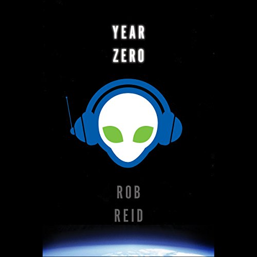 Year Zero audiobook cover art