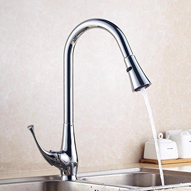 Küchenarmaturen Küchenzughahnüberzug Heier Und Kalter Wasserhahn Sinken Sinkhahn Mit Dusche