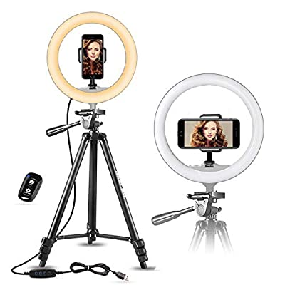 ring light with stand and phone holder, End of 'Related searches' list