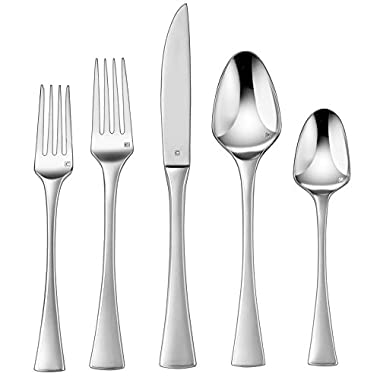 Cuisinart 60-Piece Flatware Set Service For Twelve (Aveline) (CFE-01-AV20)