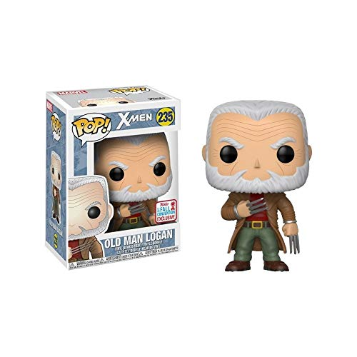 Funko POP! Marvel: X-Men: Lobezno Exclusivo