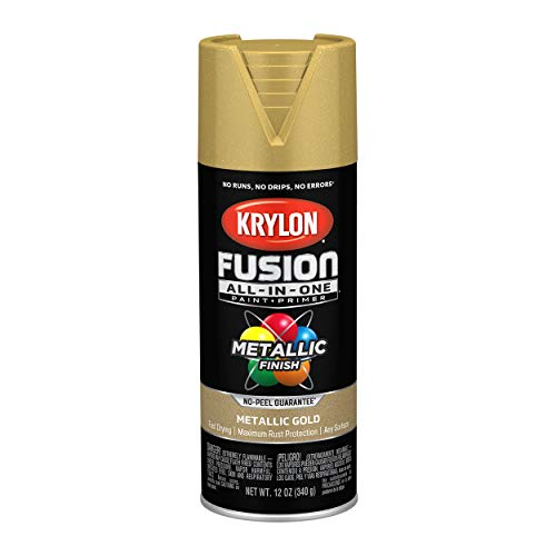 Krylon K02770007 Fusion All-In-One Spray Paint for...