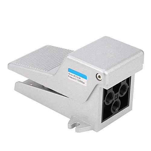 Control de prensa de pie neumático duradero, 0-60 ℃ Válvula inferior hecha...