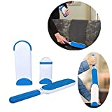 Zyomatiq Pet Hair, Dust Self-Cleaning and Reusable, Lint Remover for Clothing and Furniture