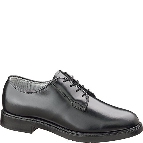 Bates Leather DuraShocks Oxford Women 8.5 Black