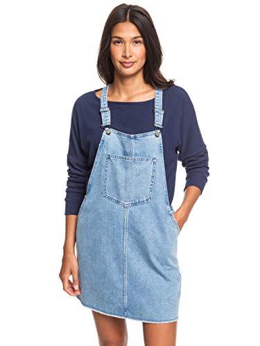 Roxy Early Evening - Denim Dungaree Dress - Jeans-Latzhosenkleid - Frauen