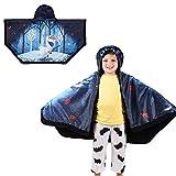 Franco Kids Bedding Super Soft and Cozy Snuggle Wrap Wearable Blanket, 55' x 31', Disney Frozen 2 Olaf