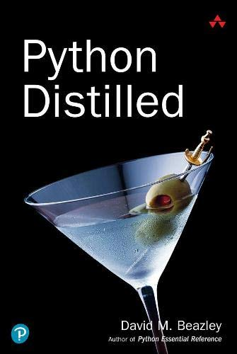 Python Distilled Front Cover