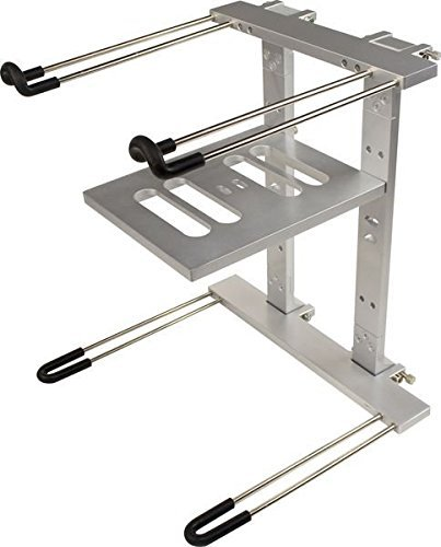 Ultimate Support Ultimate Multi-Purpose Laptop/DJ Stand Alone Base (JSLPT400S) (Pack of 3)