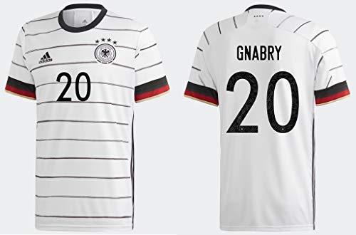 DFB Trikot Kinder 2020 Home - Gnabry 20 (176)
