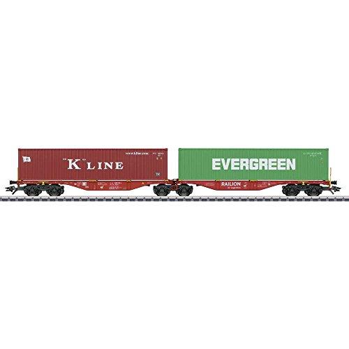 Märklin 47800 Waggon - Maqueta de vagón de ferrocarril,