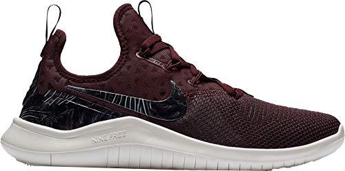 Nike Women's Free TR 8 Training Shoes (6.5, Burgundy)
