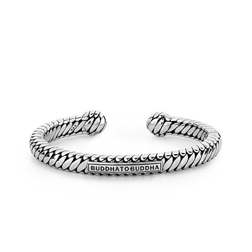 Buddha to Buddha Damen-Armreif 925er Silber One Size Silber 32003872