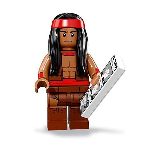 LEGO The Batman Movie Series 2 Collectible Minifigure - Apache Chief (71020)
