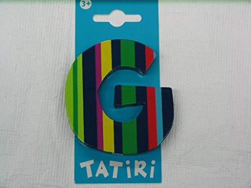 Trendhaus TRENDHAUS929020Lettera g in Legno