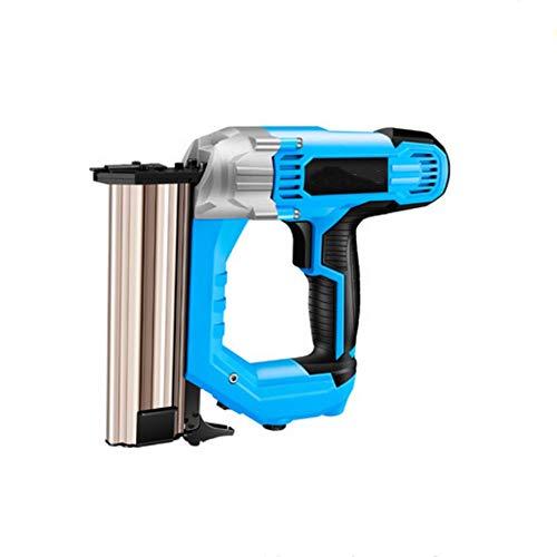 ZHWDD Disparador de uñas, clavadora Recta multifunción eléctrica de Gas para carpintería,...