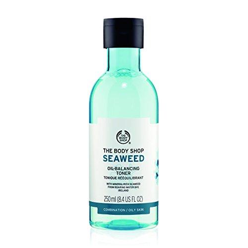 The Body Shop Seaweed Oil-Balancing Toner, 100% Vegan Facial Toner, 8.4 Fl. Oz.