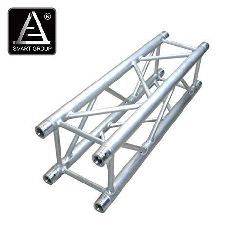 Aluminium-Traversen 0,5-4 m Länge 290290 mm Quadratische Aluminium-Stage Traversen für Ausstellungen und Veranstaltungen Hintergrund (3,5 m)