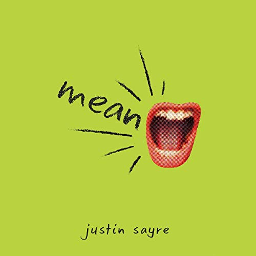 Mean audiobook cover art