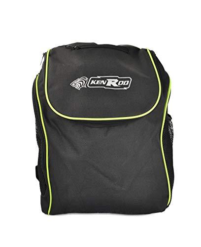 Zerimar Portacascos Moto | Mochila Porta Casco | Mochila para Moto | Bolsa para Casco de Moto | Bolsa de Transporte para Casco