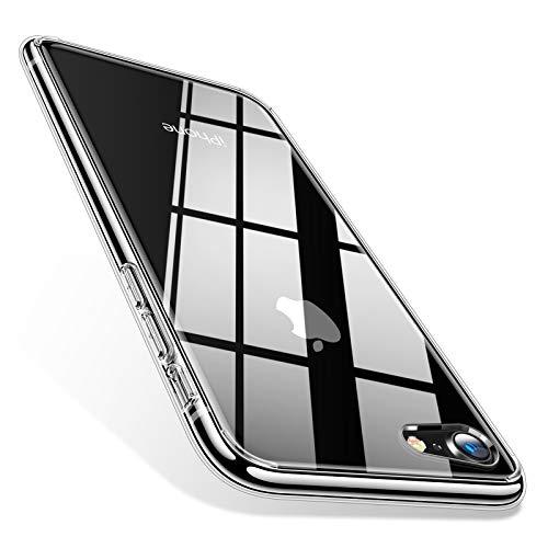 TORRAS Cover iPhone 7 Plus [Serie d'Amore] Custodia Antiurto Gomma