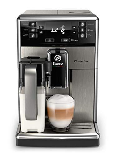 Saeco - Cafetera (Independiente, Máquina espresso, 1,8 L, Granos de café, De...
