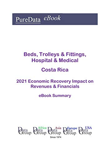 Beds, Trolleys & Fittings, Hospital & Medical Costa Rica Summary: 2021 Economic Recovery Impact on Revenues & Financials (English Edition)