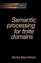 Semantic Processing for Finite Domains (Studies in Natural Language Processing)