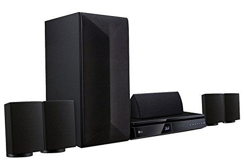 LG Home Cinema 3d lhb625 Reproductor Blu-ray Dolby Digital/DTS Digital Plus/TrueHD/potencia integrado 1000 W Smart TV Bluetooth HDMI USB: Amazon.es: Electrónica
