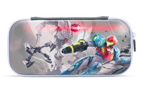 PowerA - Estuche delgado de PowerA para Nintendo Switch (modelo OLED), Nintendo Switch y Nintendo Switch Lite
