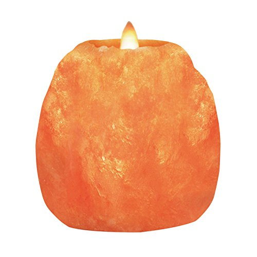 Himalayan Glow Hand Carved Himalayan Salt Candle Holders Only $3.99 (Retail $12.99)