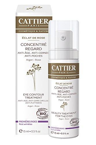 Cattier, Contorno de ojos antiedad - 15 ml.