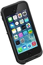 LifeProof FRĒ SERIES Waterproof Case for iPhone SE (1st gen - 2016) and iPhone 5/5s - Retail Packaging - BLACK