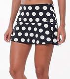 a40grados Sport & Style, Falda Lunar (Lunar Blanco), Mujer, Tenis y Padel (Paddle) (38 S)