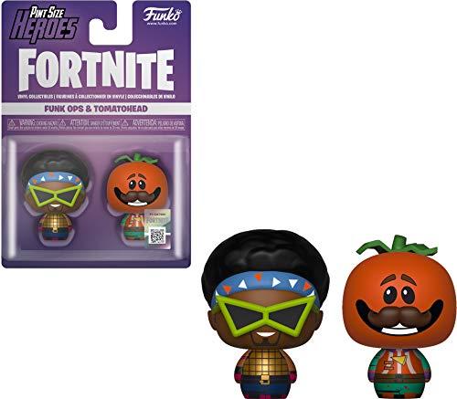 Pint Size Heroes: Fortnite: Ops & Tomatohead
