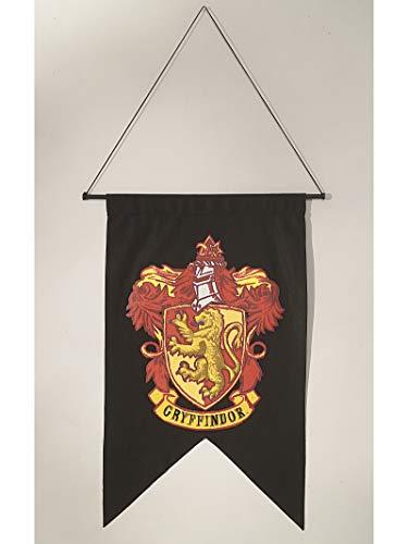 Rubie's 3997 HarryPotterGryffindorBanner Harry Potter Party-Zubehör, rot, Standard