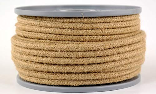 Handrail Rope Handrail Rope 40 MM Cordoning Rope Colour: Grey by Gepotex