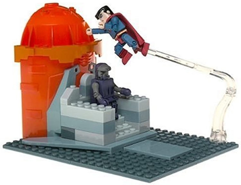 C3 Figuren  Justice League - Throne Room Battle Superman vs. Darkseid